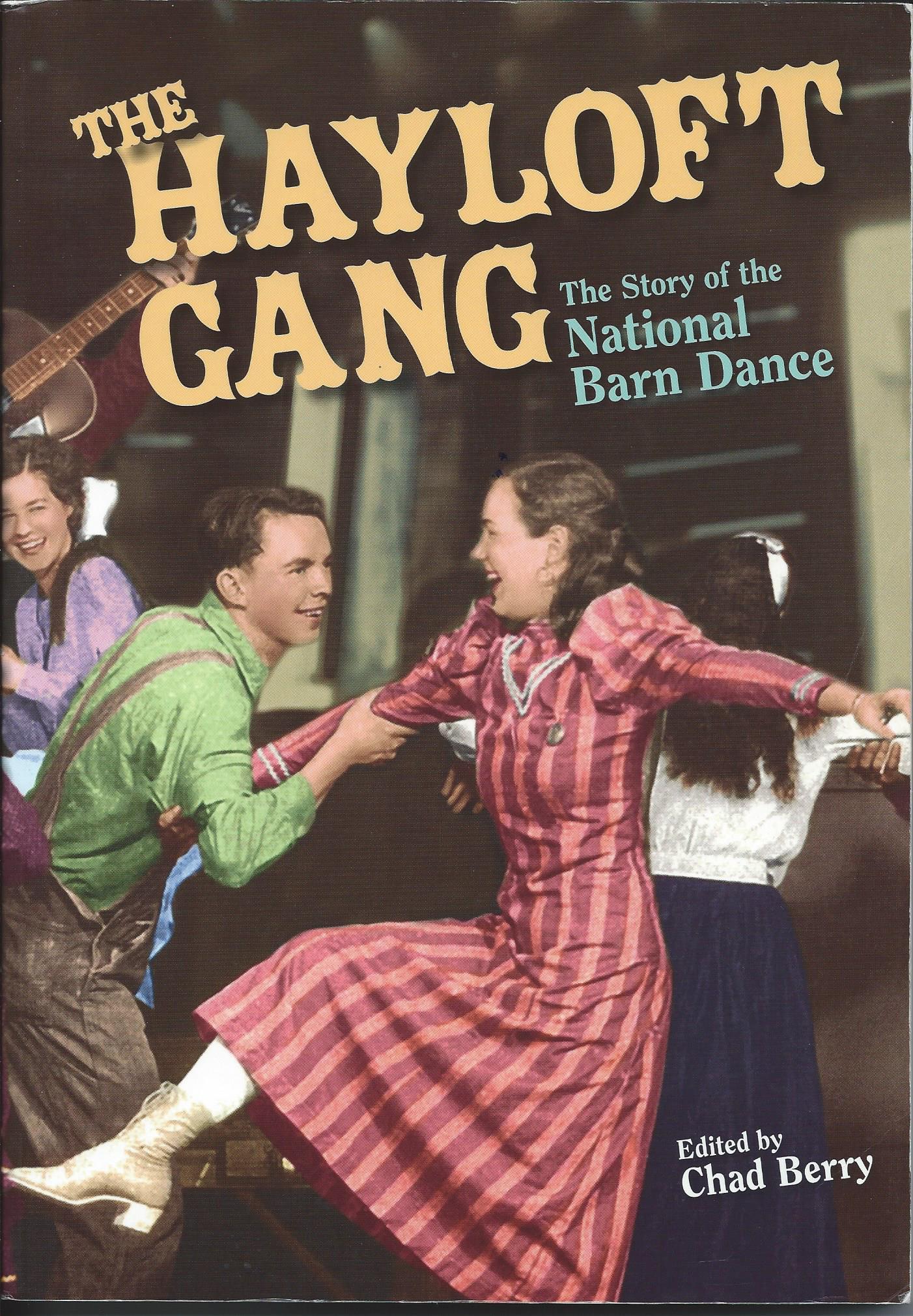 Hayloft Gang book