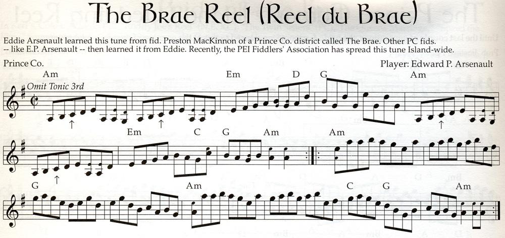 The Brae Reel
