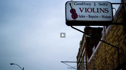 Seitz Violin Shop slide show