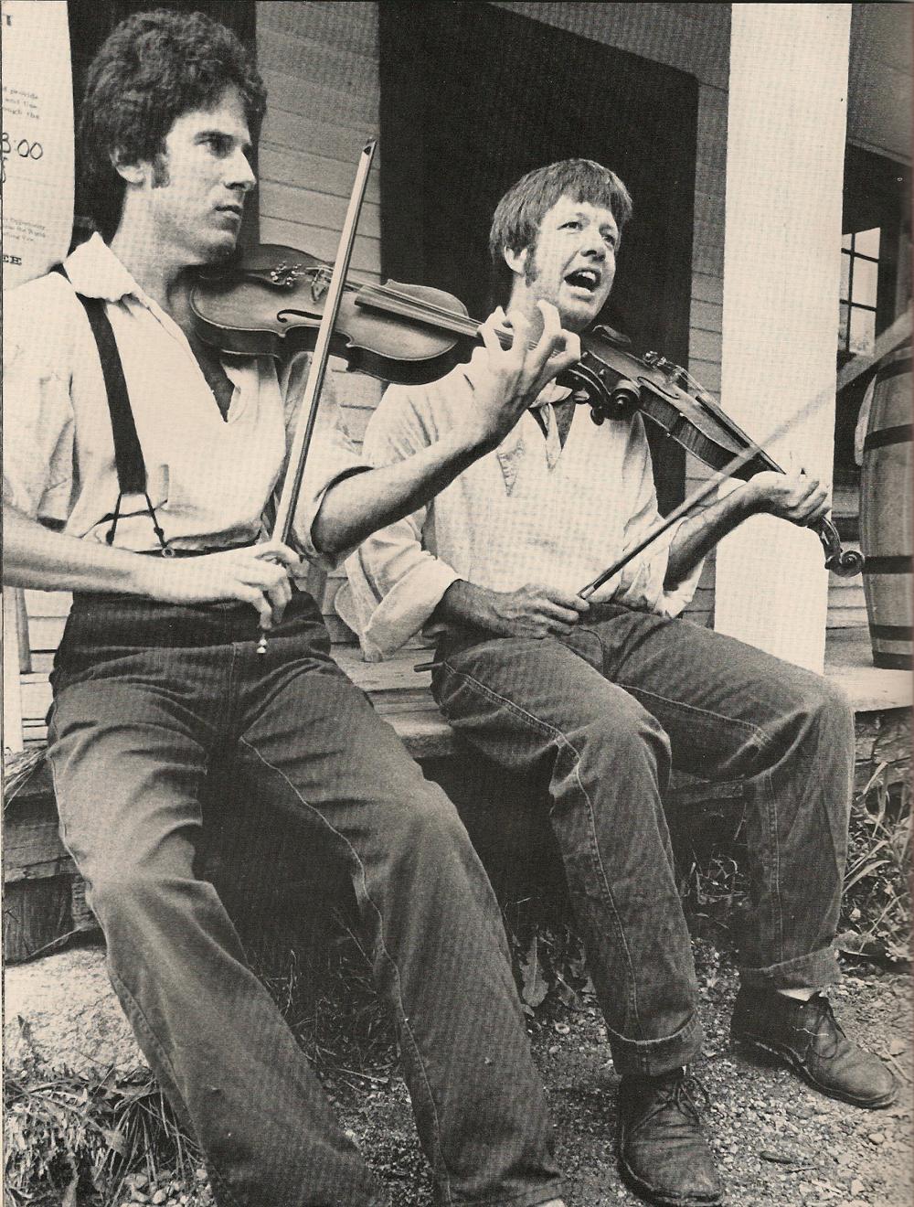 Al Smitley & Paul Tyler