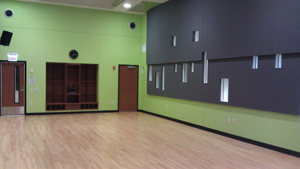 Old Town School Room E326
