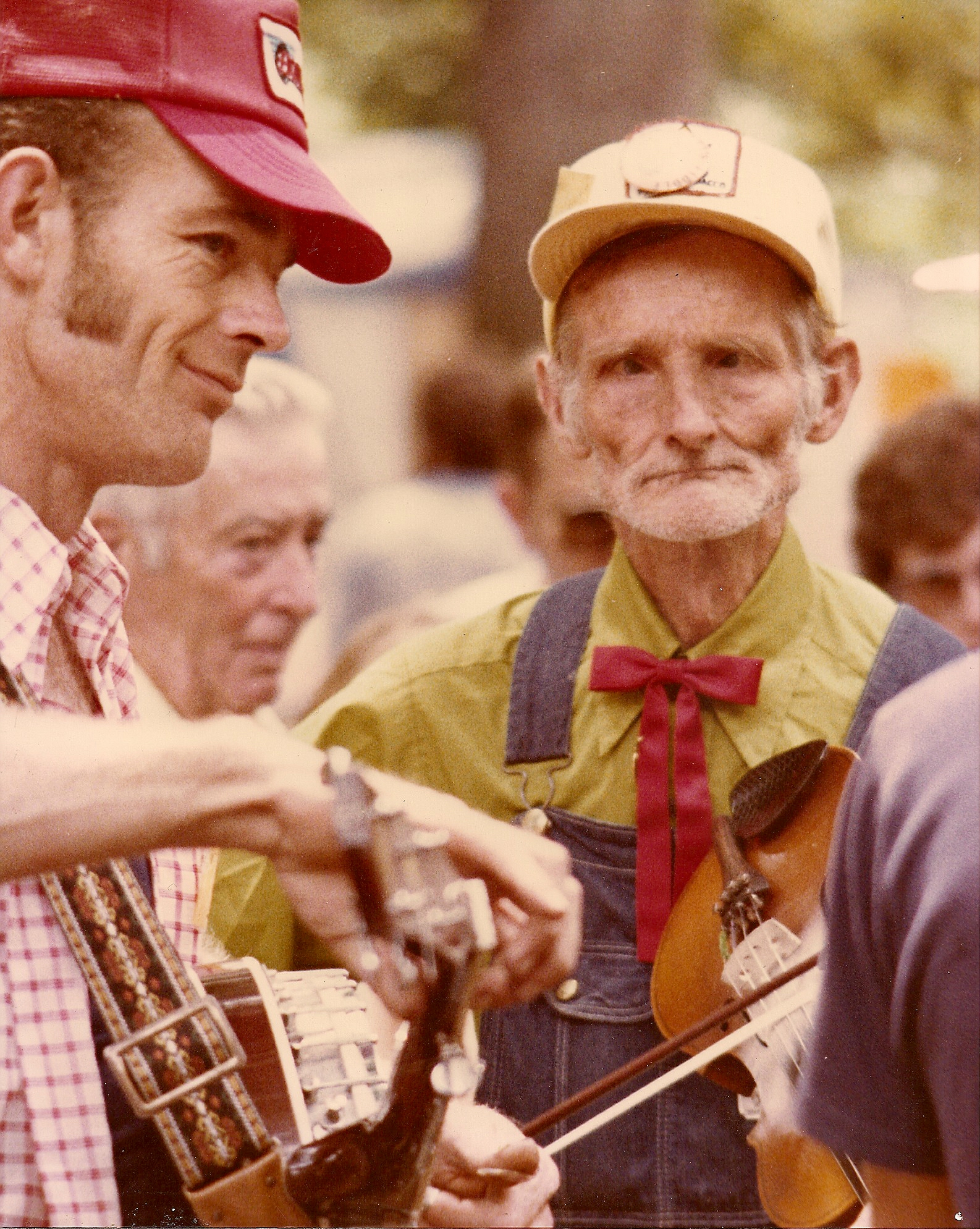 Bill & Joe Birchfield of the Roan Mountain Hilltoppers