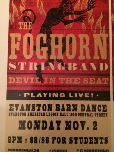 Foghorn square dance