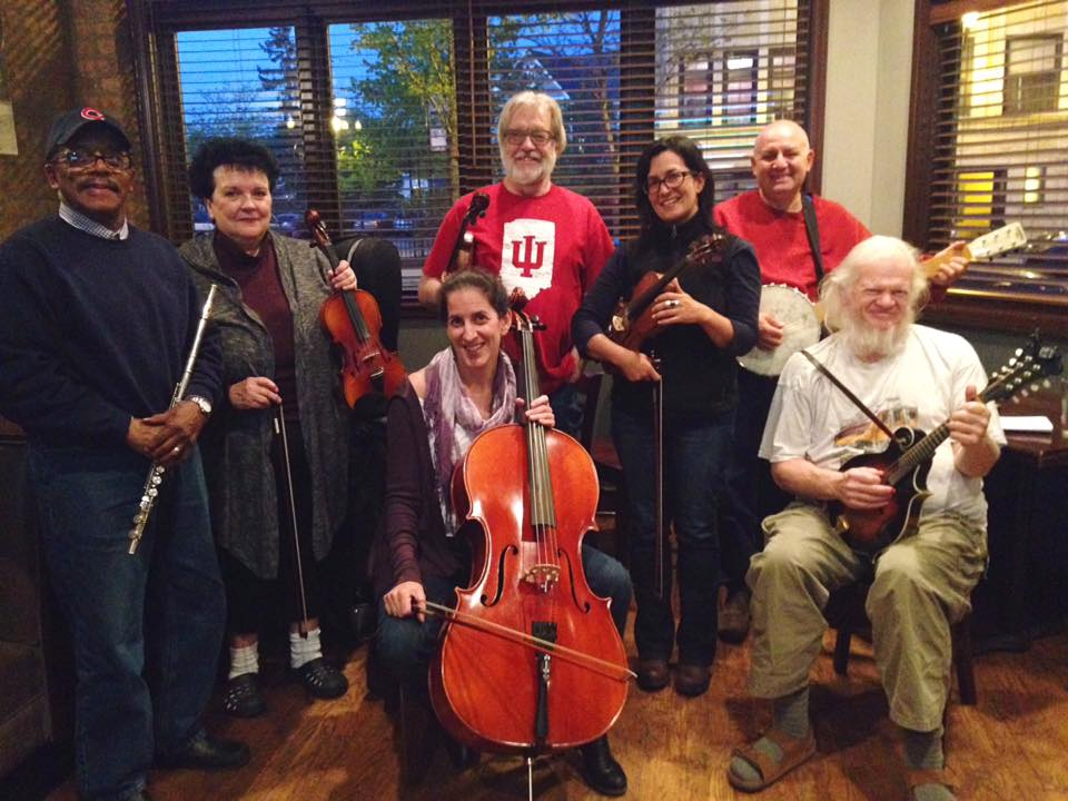 Fiddle Club of the World (Chicago Chapter)