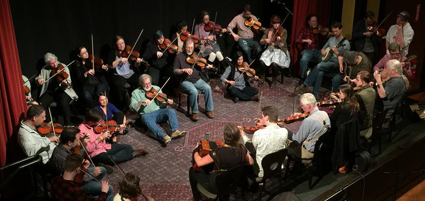 Fiddle Tunes Jam